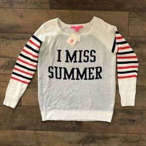 I MISS SUMMER Christmas Sweater